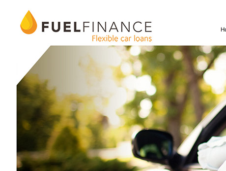 Fuel Finance Branding, Website & Digital Strategy