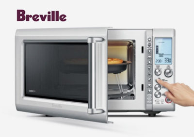 Breville YouTube Influencer Event + Blogger Outreach Campaign