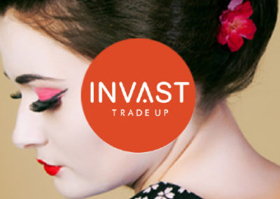 Invast Branding, Website Design & Australian Launch