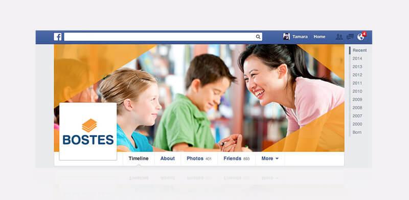 Bostes Facebook Page
