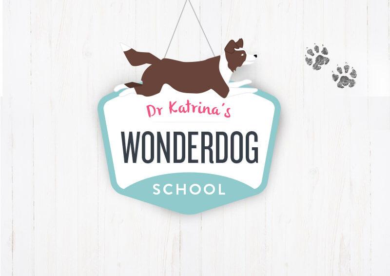 wonderdog school logo