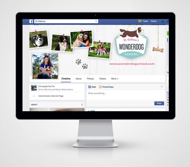wonderdog school facebook page